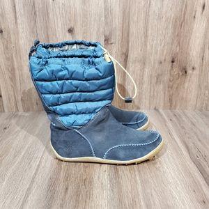 Columbia Women's Minx Moccasin Omni Heat Boots